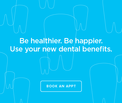 Be Heathier, Be Happier. Use your new dental benefits. - Tri-City Smiles Dentistry and Orthodontics