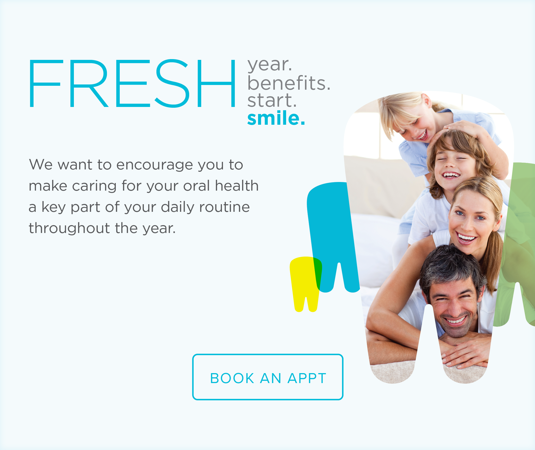 Tri-City Smiles Dentistry and Orthodontics - Make the Most of Your Benefits